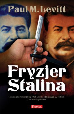 okładka Fryzjer Stalina, Ebook   Paul M. Levitt