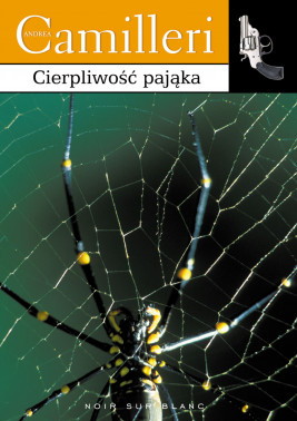 okładka Cierpliwość pająka, Ebook | Andrea Camilleri