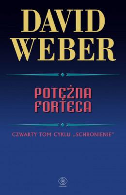 okładka Potężna forteca, Ebook | David Weber