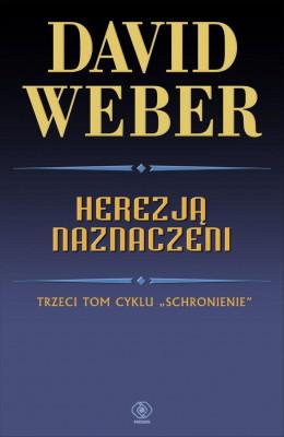 okładka Herezją naznaczeni, Ebook | David Weber