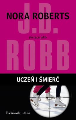 okładka Uczeń i śmierć, Ebook | J.D. Robb