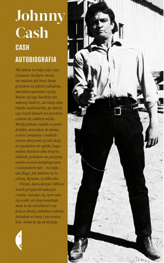 okładka Cash. Autobiografiaebook   EPUB, MOBI   Johnny Cash