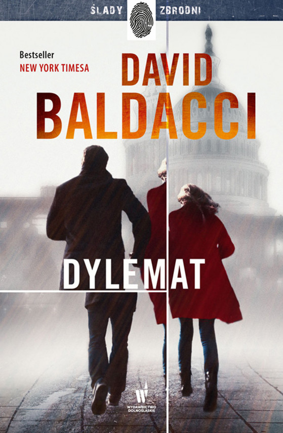 okładka Amos Decker (#3). Dylematebook | EPUB, MOBI | David Baldacci, Mariusz Banachowicz