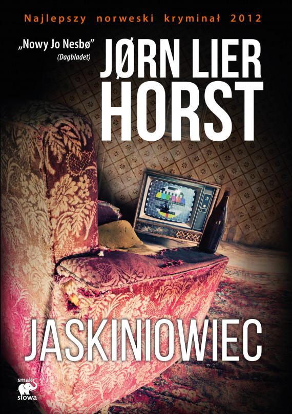 okładka Seria o komisarzu Williamie Wistingu (Tom 9.). Jaskiniowiecebook   EPUB, MOBI   Jørn Lier Horst, Skoczko Milena