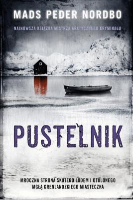 okładka Pustelnik, Ebook | Mads Peder  Nordbo