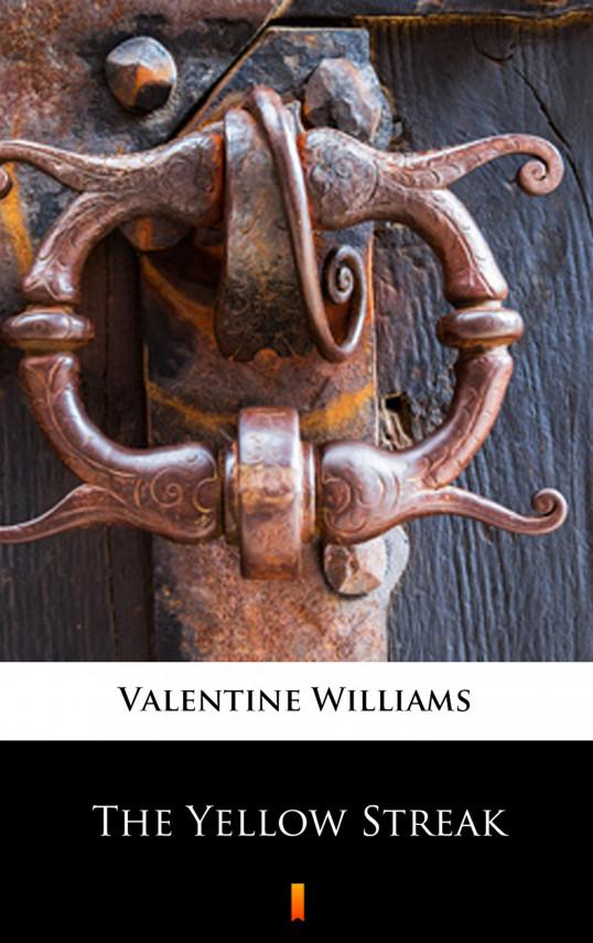 okładka The Yellow Streakebook | EPUB, MOBI | Valentine Williams
