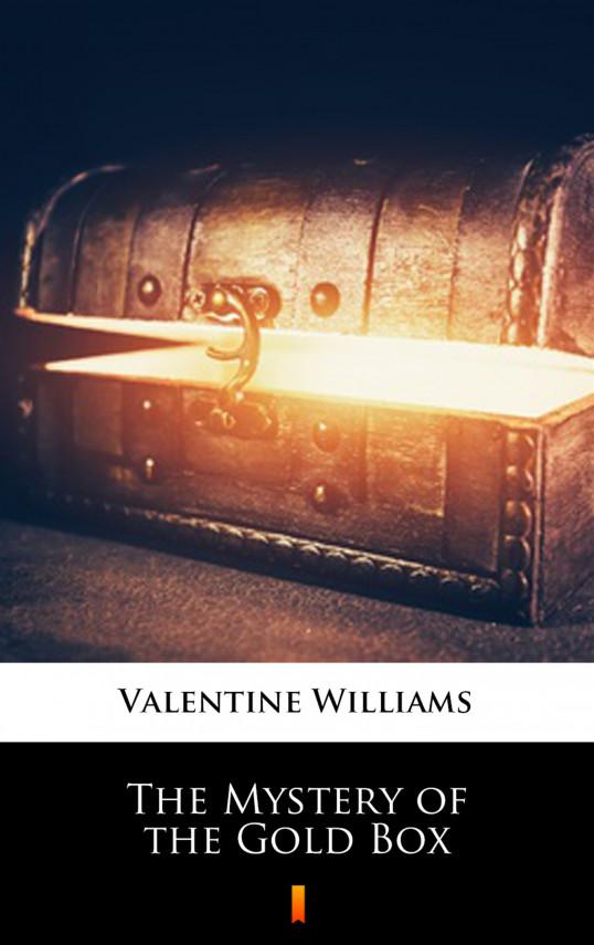 okładka The Mystery of the Gold Boxebook | EPUB, MOBI | Valentine Williams