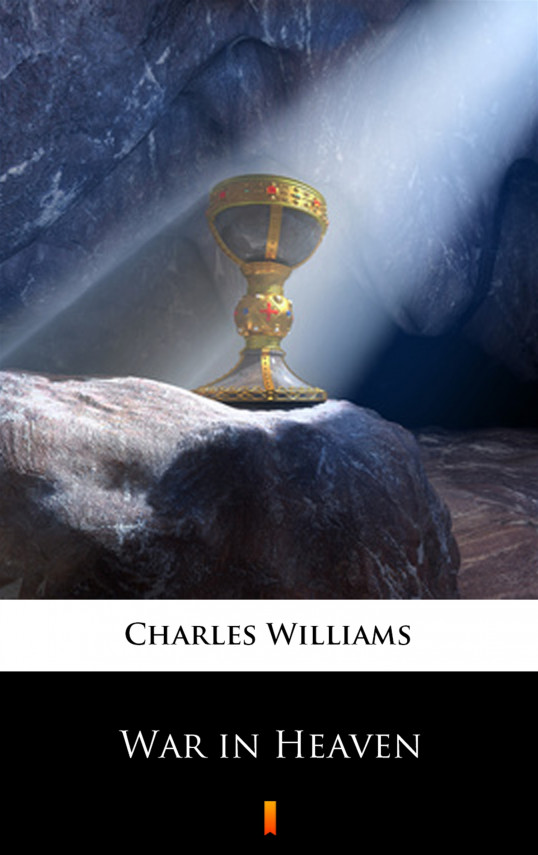 okładka War in Heavenebook | EPUB, MOBI | Charles Williams