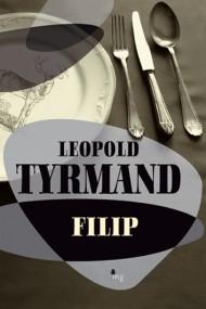 okładka Filip. Ebook | EPUB,MOBI | Leopold Tyrmand