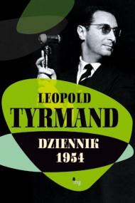 okładka Dziennik 1954. Ebook | EPUB,MOBI | Leopold Tyrmand