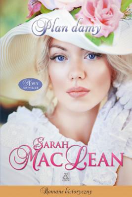 okładka Plan damy, Ebook | Sarah MacLean