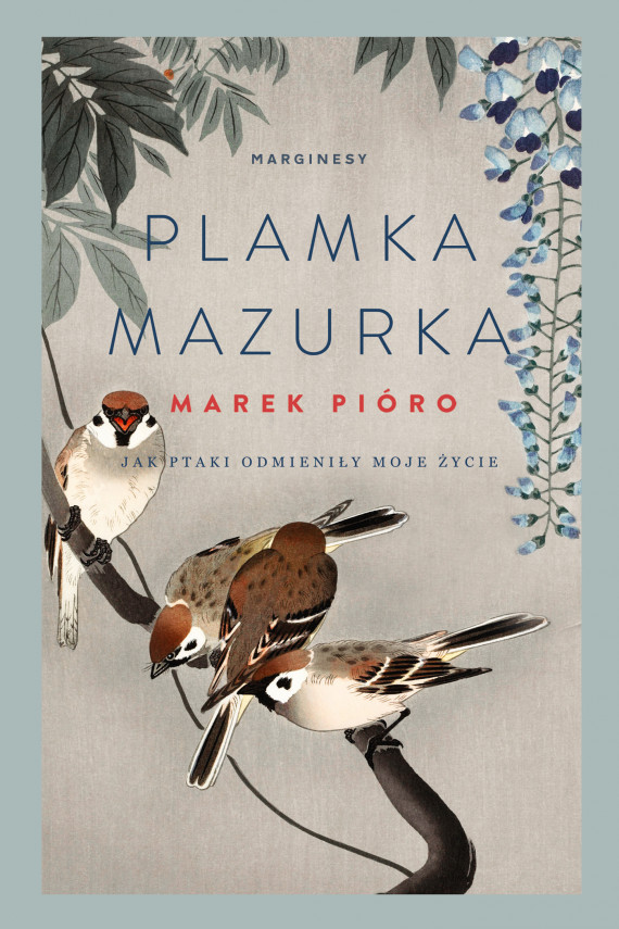 okładka Plamka mazurkaebook   EPUB, MOBI   Marek  Pióro