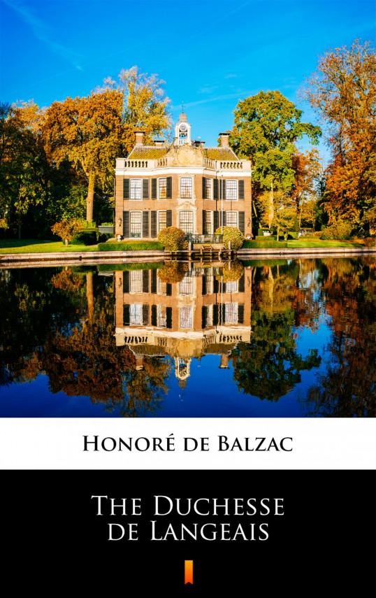 okładka The Duchesse de Langeaisebook | EPUB, MOBI | Honoré  de Balzac