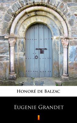 okładka Eugenie Grandet, Ebook   Honoré  de Balzac