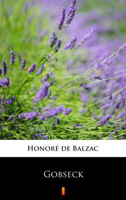 okładka Gobseck, Ebook   Honoré  de Balzac