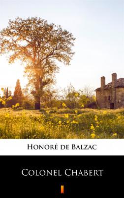 okładka Colonel Chabert, Ebook   Honoré  de Balzac