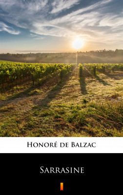 okładka Sarrasine, Ebook   Honoré  de Balzac