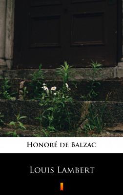 okładka Louis Lambert, Ebook   Honoré  de Balzac