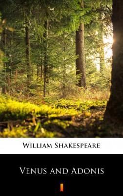 okładka Venus and Adonis, Ebook   William Shakespeare