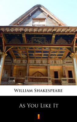 okładka As You Like It, Ebook   William Shakespeare