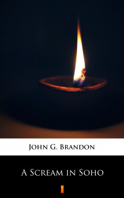 okładka A Scream in Soho, Ebook | John G. Brandon