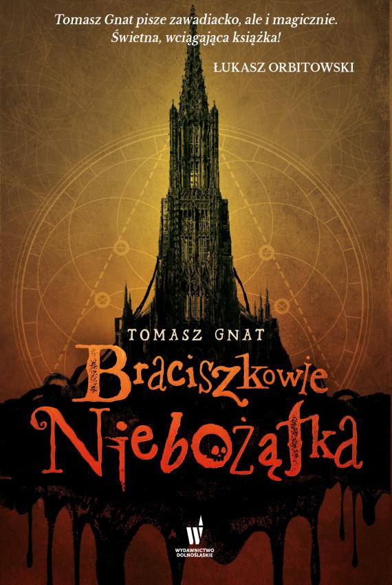 okładka Braciszkowie Niebożątkaebook   EPUB, MOBI   Tomasz Gnat