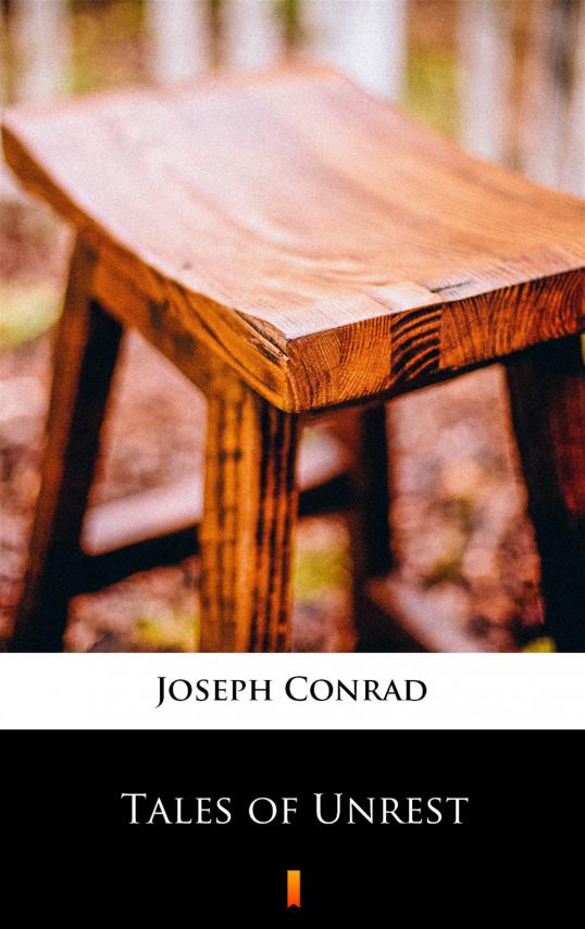 okładka Tales of Unrestebook | EPUB, MOBI | Joseph Conrad