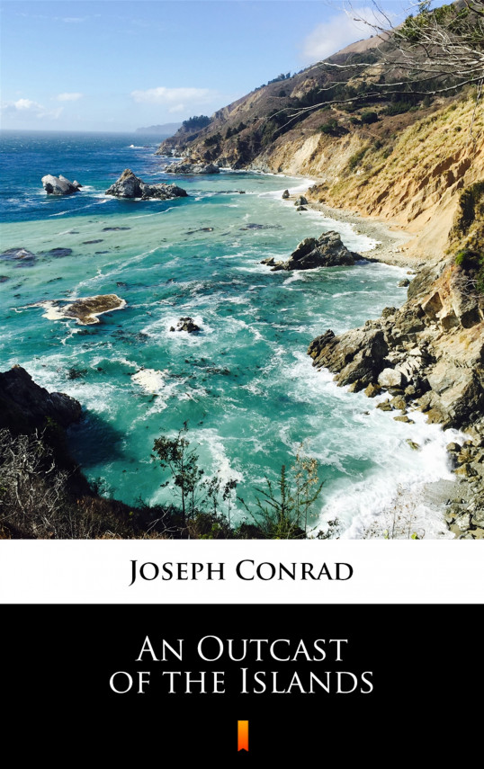 okładka An Outcast of the Islandsebook | EPUB, MOBI | Joseph Conrad