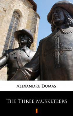 okładka The Three Musketeers, Ebook   Alexandre Dumas
