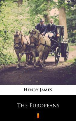 okładka The Europeans, Ebook | Henry James