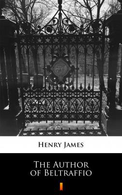 okładka The Author of Beltraffio, Ebook | Henry James
