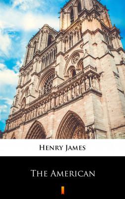 okładka The American, Ebook | Henry James