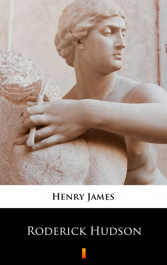 okładka Roderick Hudsonebook | EPUB, MOBI | Henry James