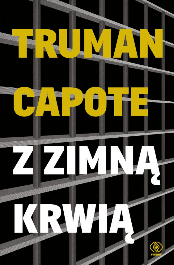 okładka Z zimną krwiąebook | EPUB, MOBI | Truman Capote, Krzysztof Filip Rudolf