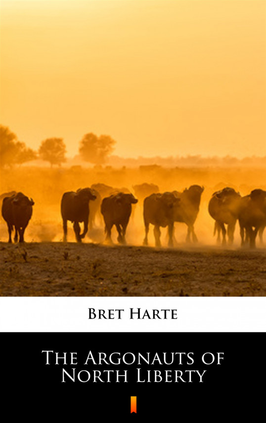 okładka The Argonauts of North Libertyebook | EPUB, MOBI | Bret Harte