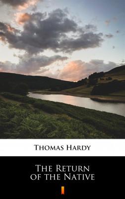 okładka The Return of the Native, Ebook   Thomas Hardy