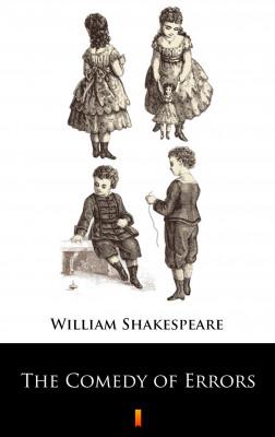 okładka The Comedy of Errors, Ebook   William Shakespeare