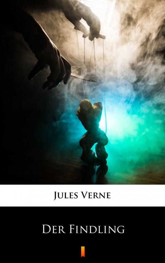okładka Der Findlingebook | EPUB, MOBI | Jules Verne