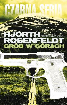 okładka Sebastian Bergman (#3). Grób w górach, Ebook | Hans Rosenfeldt, Michael Hjorth