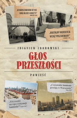 okładka Głos przeszłości, Ebook   Zbigniew Zborowski
