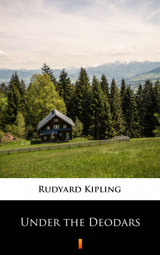 okładka Under the Deodarsebook | EPUB, MOBI | Rudyard Kipling