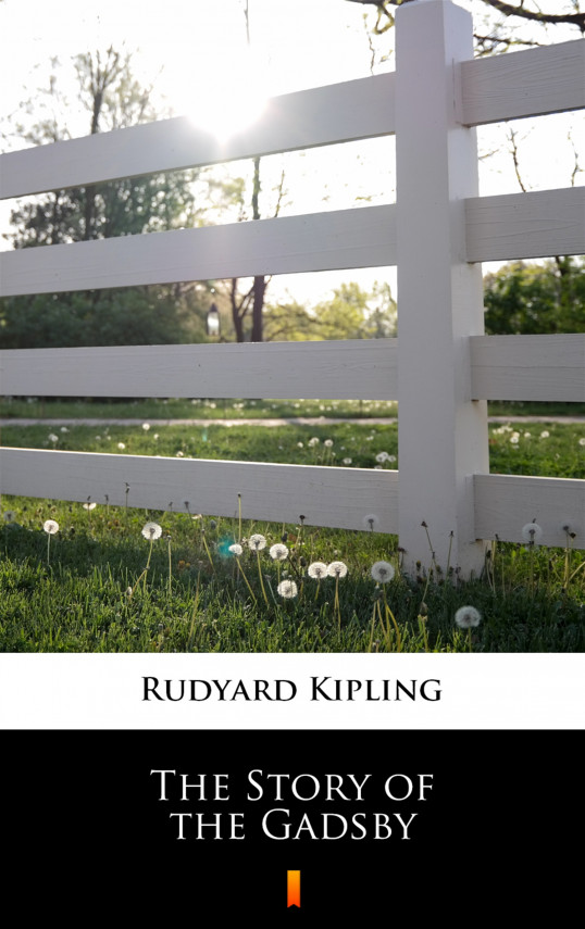 okładka The Story of the Gadsbyebook | EPUB, MOBI | Rudyard Kipling