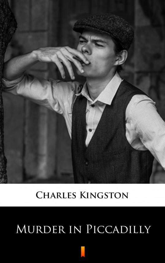 okładka Murder in Piccadillyebook | EPUB, MOBI | Charles Kingston