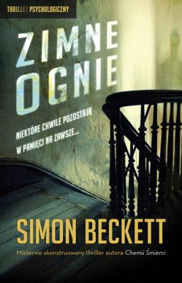 okładka Zimne ognie, Ebook   Simon Beckett