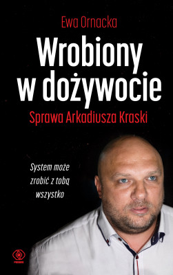 okładka Wrobiony w dożywocie, Ebook | Ewa Ornacka