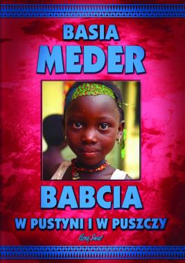 okładka Babcia w Afryce, Ebook | Basia Meder