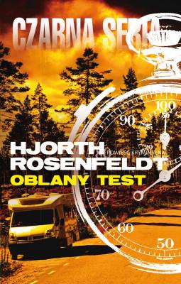 okładka Sebastian Bergman (Część 5). Oblany test, Ebook | Hans Rosenfeldt, Michael Hjorth