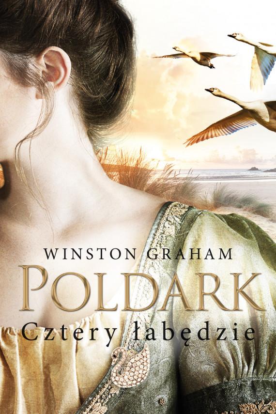 okładka Poldark (#6). Cztery łabędzieebook   EPUB, MOBI   Winston Graham, Tomasz Wyżyński