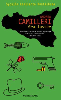 okładka Gra luster, Ebook   Andrea Camilleri