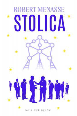 okładka Stolica, Ebook   Robert Menasse